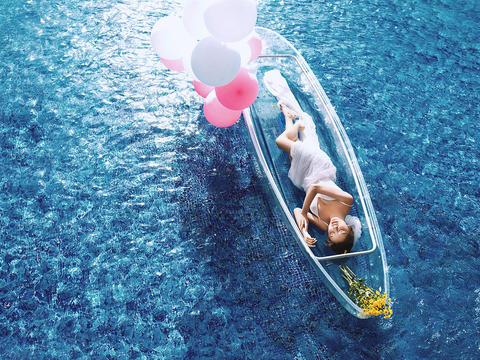 5A景区【大小洞天】路线+水下+泳池拍摄+夜景