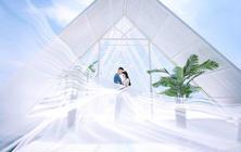 【大连旅拍轻定义】 水晶教堂 浪漫现实主义