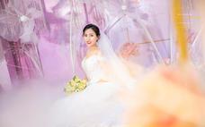 为伊作嫁丨浪漫粉色主题婚礼丨《永恒》