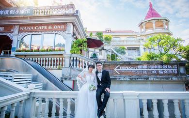 Mr.Huang&Mrs.Huang#鼓浪屿婚纱