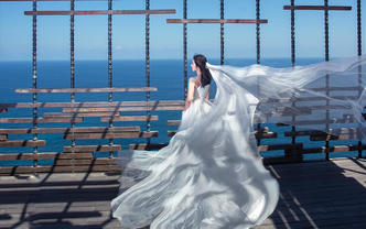 爱旅巴厘岛婚礼-阿丽拉悬崖别墅小屋(贾静雯同款)
