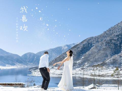 【风格任选】川西雪景+立减3000+包车住&门票