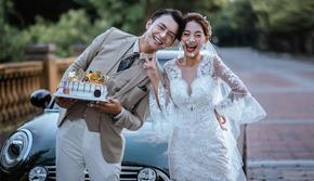【活动】8服8造+ins风外景5000元结婚礼包