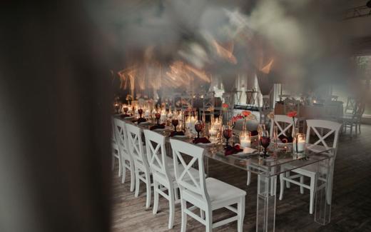 小型婚礼家庭晚宴--温馨时刻