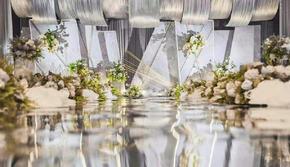 12888元   清新唯美主题婚礼
