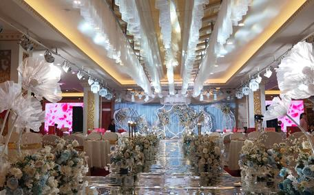 好运来婚礼主题酒店华林国际店