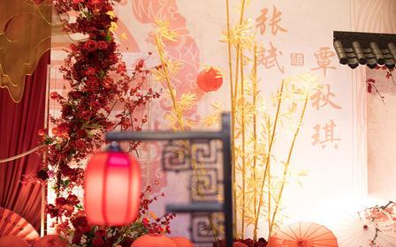 【三生婚礼】红色中国风婚礼