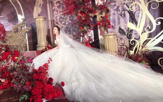 现场新娘大片,仙气满满客照分享