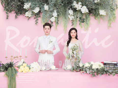 IU创意婚纱摄影丹江本地拍