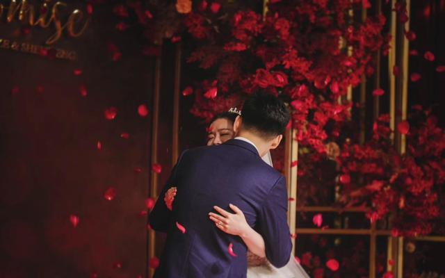 李康婚礼纪实:属于他们的Promise