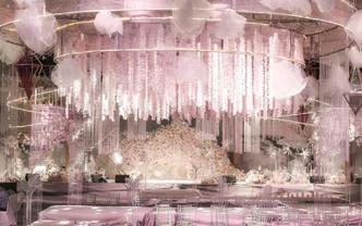【AND婚礼】空间想象设计大气爆款首推超高性价比