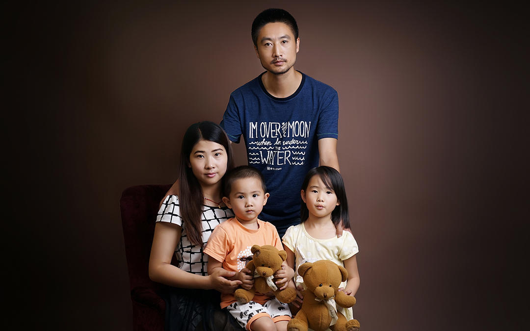 儿童写真、全家福合影套餐