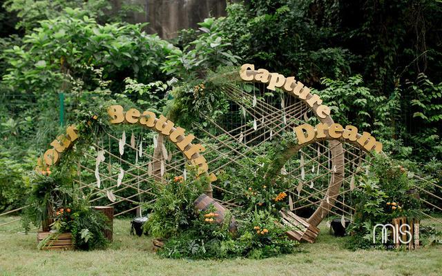 蜜思婚礼--【捕·梦】草坪户外森系定制 ·渡空间