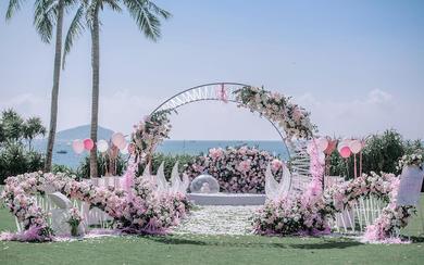 【糖果海外婚礼】三亚 | 花开如梦