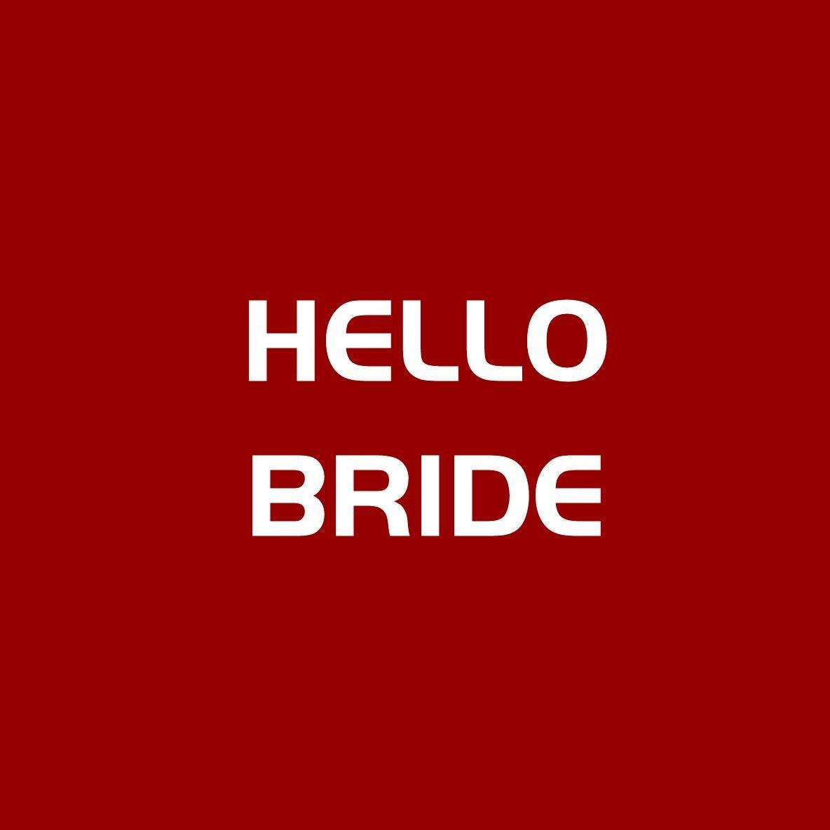 HELLO新娘婚纱