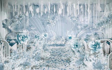 雅琼婚礼 | 梦幻唯美 | 水晶律动挥闪的梦境