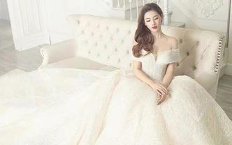 【必选租赁】4件套 高端新款婚纱裙褂礼服