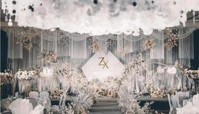 《薇澜嫣莎》白色婚礼《秘密花园》