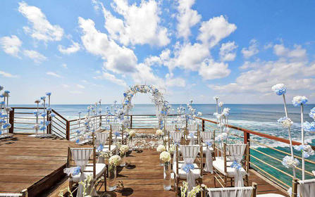【巴厘岛婚礼】梦幻岩 海外婚礼 一价全包