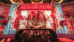 【恒美】新中式汉唐主题婚礼 |涵月楼