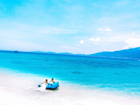 【尊享旅拍】海景酒店+游艇+MV+免费接机