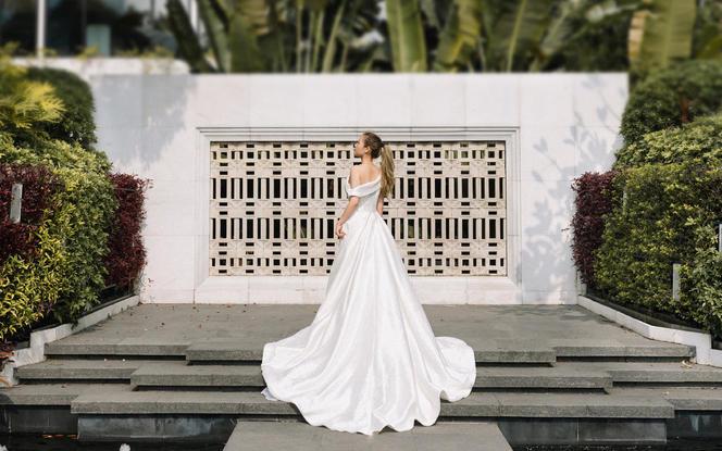 【喜棠婚纱礼服】2020新款系列#仪式感婚纱#