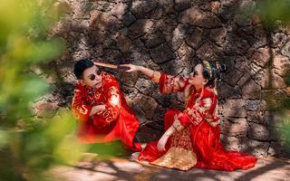广州巴黎春天婚纱摄影