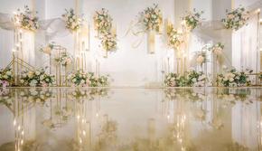 韩式香槟色简约·星元素婚礼