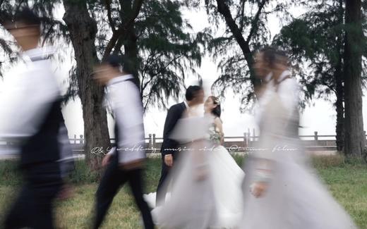 北海 婚礼跟拍 双机位mv作品