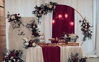 【超性价比套餐】小型婚礼之选/定制方案/主题布置