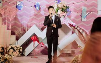 【人气好评】资深婚礼主持人+专业婚礼DJ督导