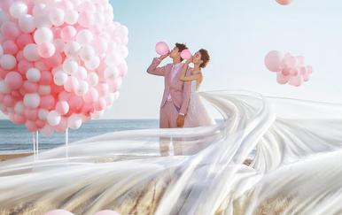 全新风格丨1价全包 创意海景婚照玩全不同 放心购