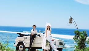 【机票补贴】三亚巴厘岛/千款婚纱任选/星级酒店