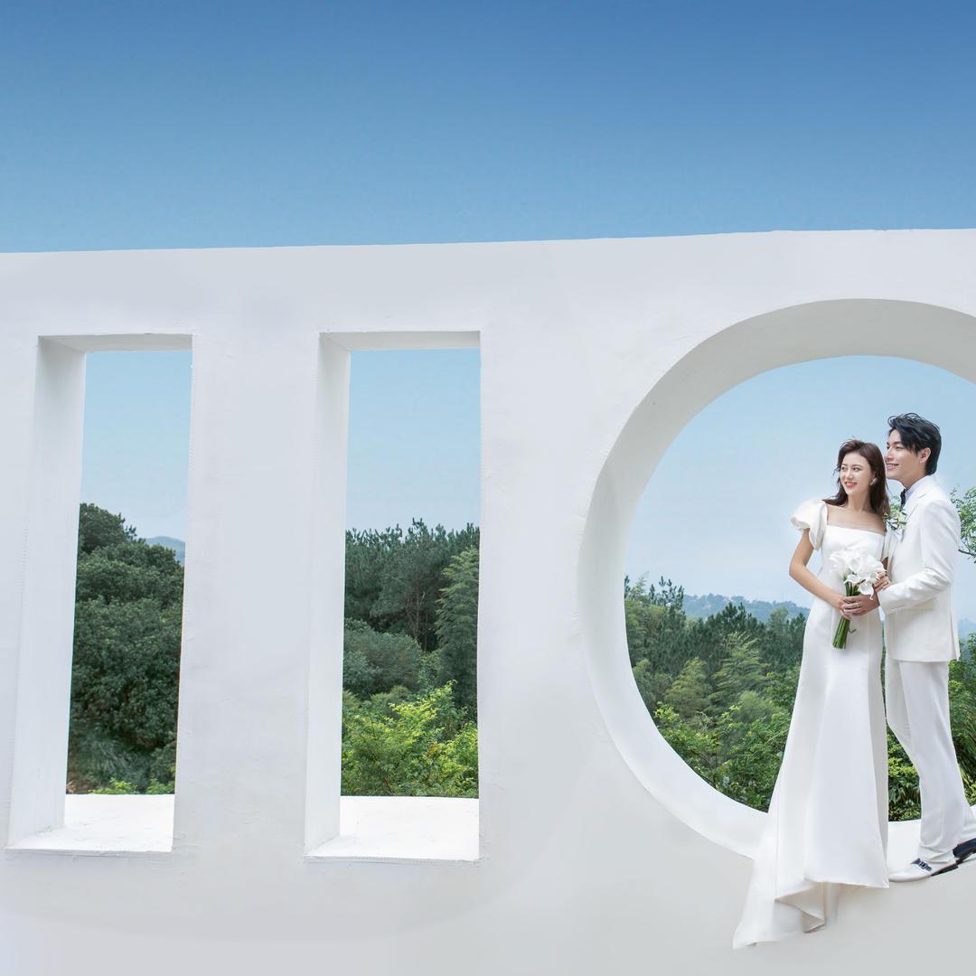 【网红婚照】拍遍全球蜜月圣地/个性婚纱照