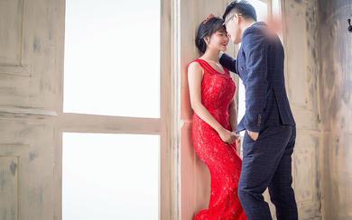 Mr.Huang&Mrs.Huang#内景婚纱照