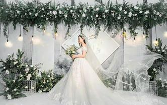 【安东妮】潮婚专享  仙女专属的森系婚礼