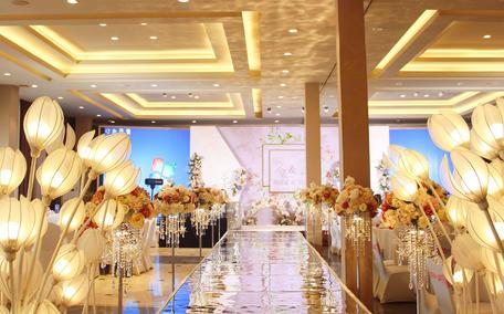 青岛蓝港海鲜宴会厅