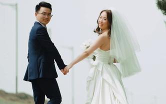 【7号制片】婚纱照跟拍花絮