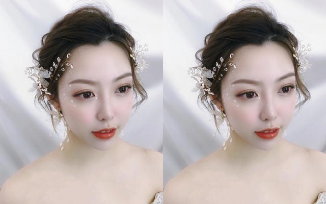 【AMY 试妆片】资深化妆师