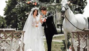【ins风】千万新娘力荐 · 全新森系婚礼庄园