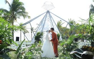 三亚海棠湾天房洲际度假酒店婚礼套餐
