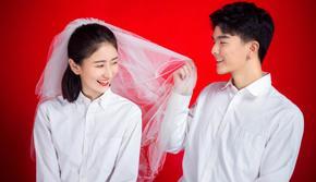 2019潮拍结婚登记照/证件照