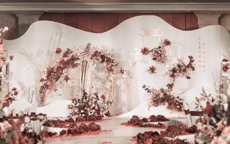 【鹿小姐婚礼】限时抢购  创意中国风包含四大金刚