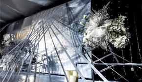 【罗曼史】灰白色简约大气个性化定制婚礼