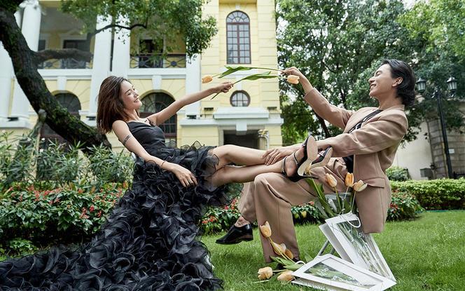 【特惠限量】纪实 清新 中式婚纱照套餐外景+内景