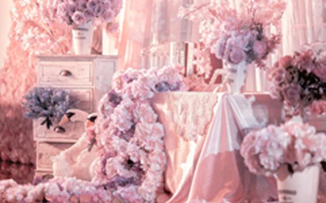 直击少女心的Pink婚礼—铂悦婚礼