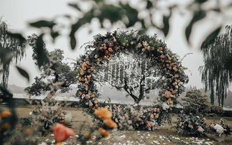 【热带猫婚礼】西子湖畔的浪漫复古婚礼
