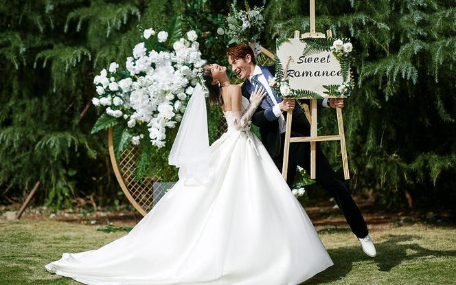 【限时限量】+自然森系+万元婚嫁礼