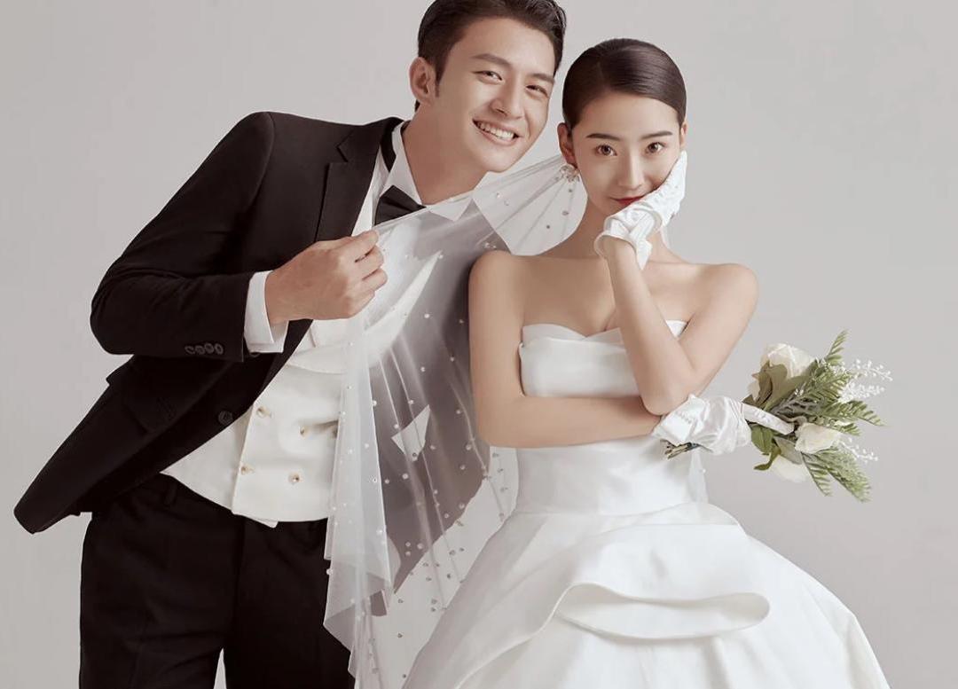 【高性价比】95后必选韩式婚纱照