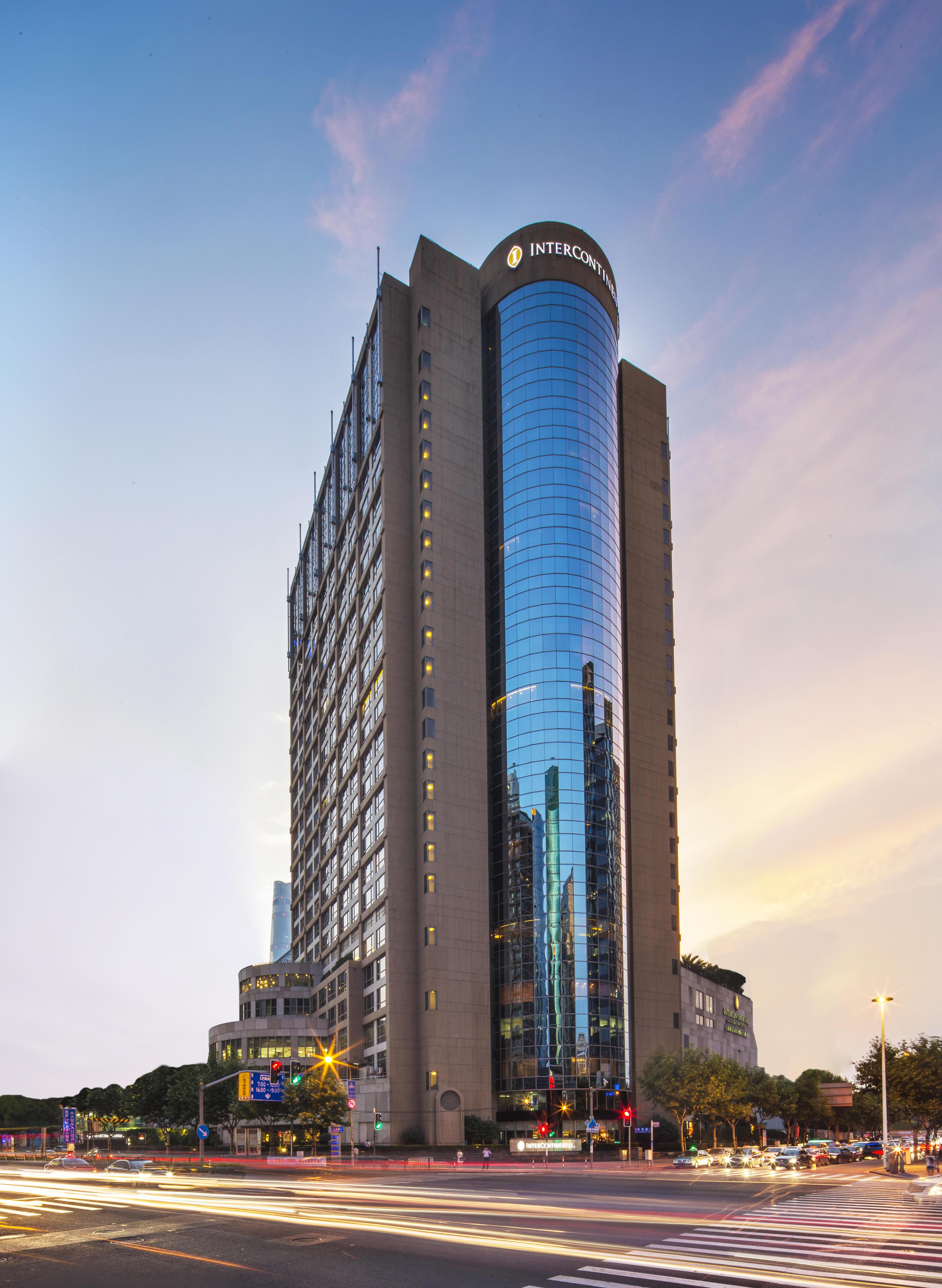 锦江汤臣洲际大酒店